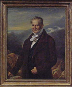 Baron Von Humboldt by Unknown Artist