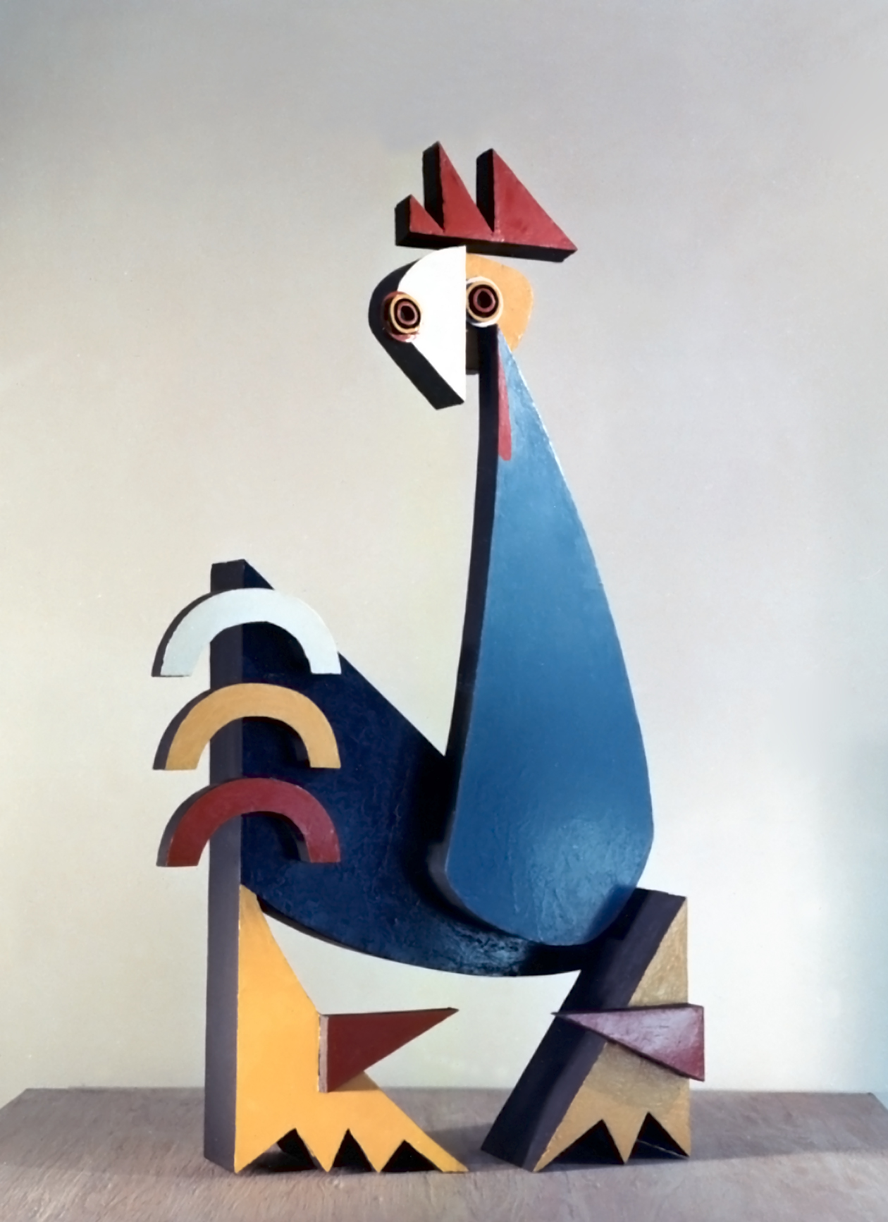 Rooster - Bruno Groth