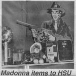 Items donated by Madonna