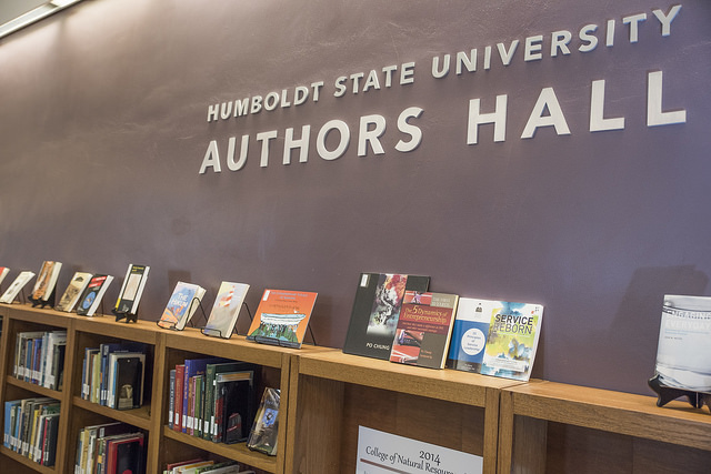 HSU Authors Hall