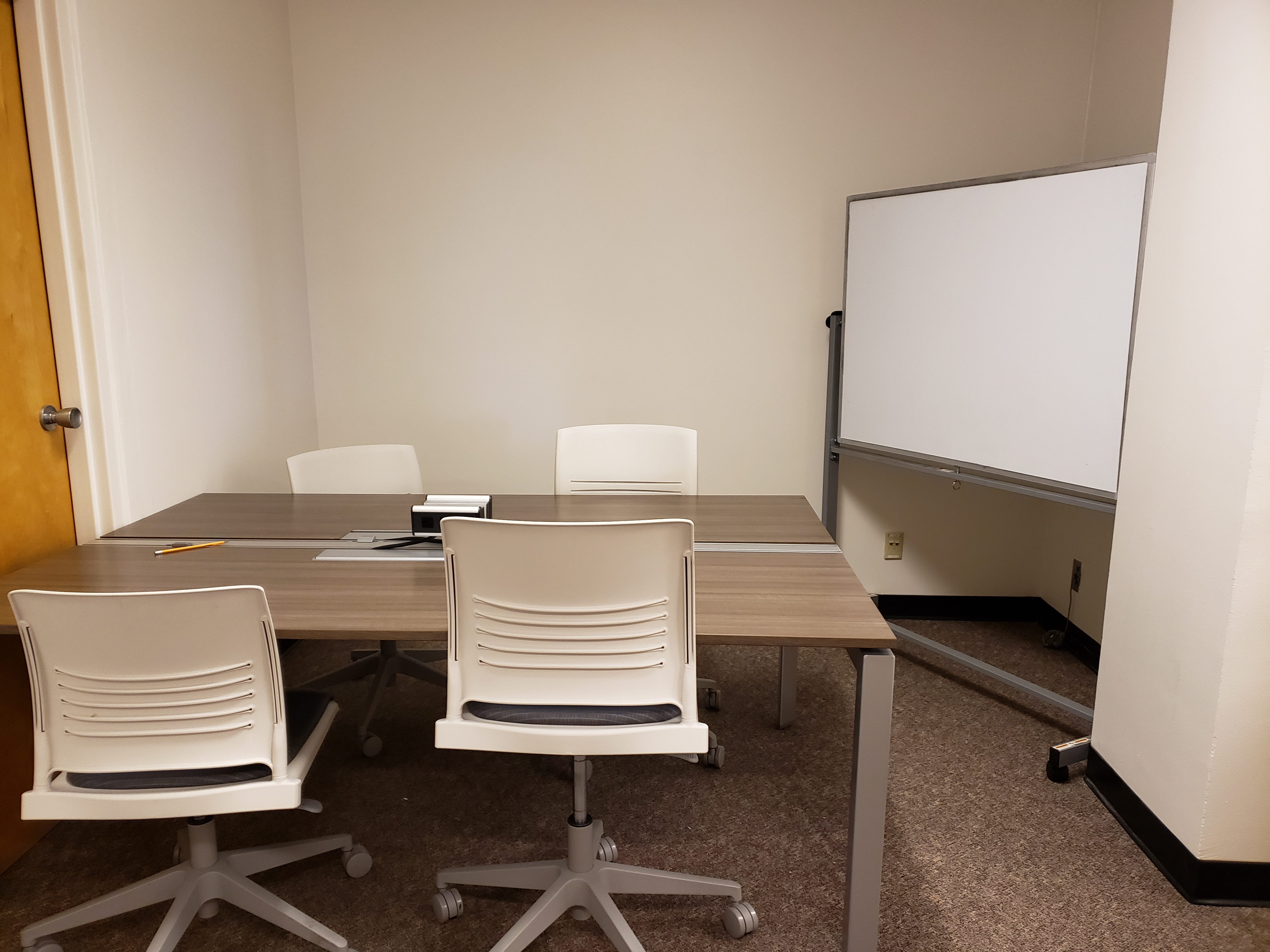 Library 204 group study room