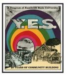 Cover of Y.E.S.: 50 Years of Community Building book