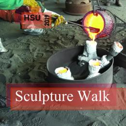 cover for 2019 Sculpture Catalog