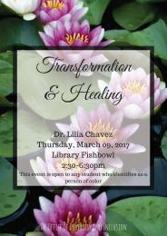 Transformation & Healing Workshop
