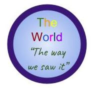 "graphic for The World ""They Way We Saw it"""