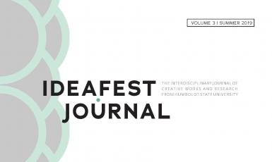 ideafest journal front cover volume 3