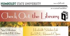Check Out the Library Fall 2016